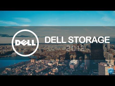 Alex Rodriguez - Dell Storage Forum 2012 - theCUBE
