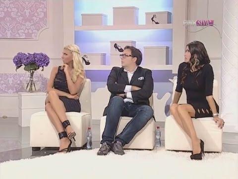 Jelena Karleusa - Sopingholicarke (21.10.2011) // Cela emisija