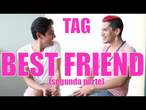 Pepe &Teo: Best Friend Tag #2