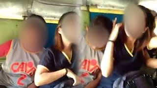 Video Viral Pria Pura-pura Tidur di Angkutan Umum untuk Dekati Wanita