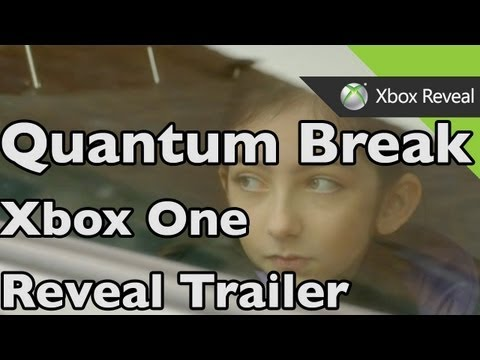 Quantum Break Reveal Trailer! Original Xbox One Game From Remedy video