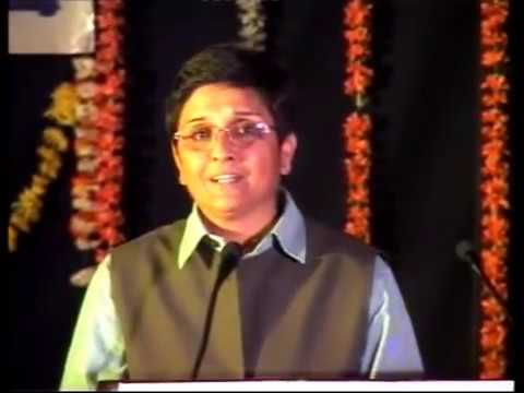 Motivational Speech By Ms. Kiran Bedi, Retd. Ips Officer video