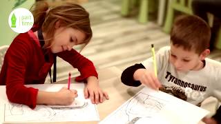 Art Atelier in English for kids, 6-12 - Part Time Language & Culture Center