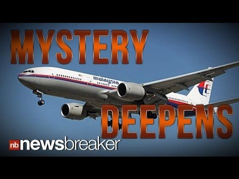 MYSTERY DEEPENS: Five Conspiracy Theories Surrounding the Disappearance of Malaysia Flight 370