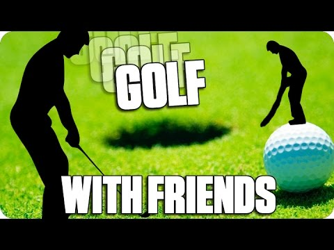 ¡EN BUSCA DE LA VICTORIA! | GOLF WITH FRIENDS Con  Sara, Luh Y Exo