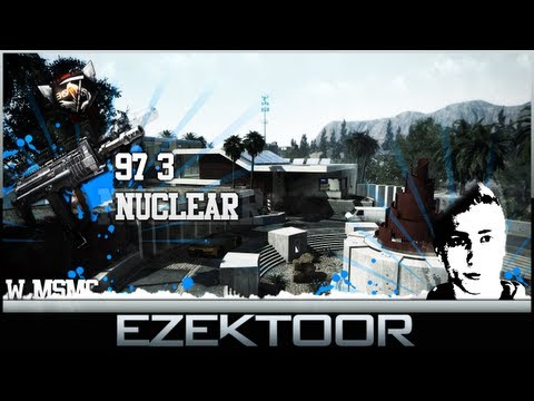 Black Ops 2 97-3 Nuclear Msmc