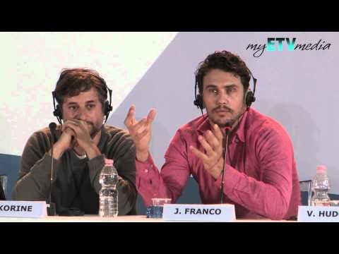 James Franco on Spring Breakers (69th Venice International Film Festival)