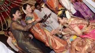 Tollywood Celebs at Nandamuri Mohan Krishna Daughter Marriage