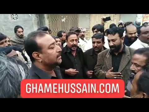 Milad bi manaty hn Matam bi manaty hn || Chakwal Party | Haideri group | New Noha