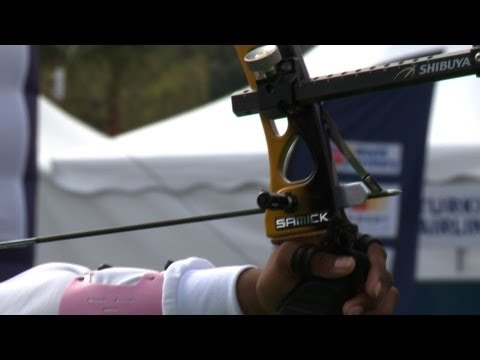 Ind. Match #6 - Antalya - Archery World Cup 2012