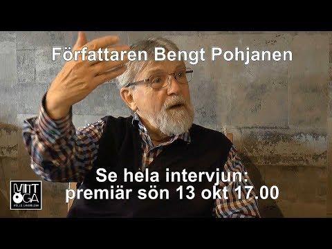 En grön elefant i rummet - teaser med Bengt Pohjanen