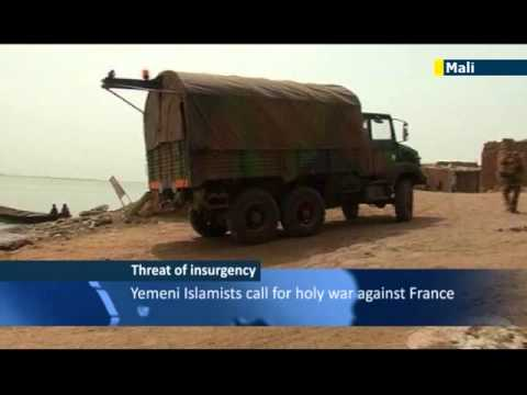 Mali insurgency: IED and suicide attack fears as French army discovers bomb-making factory