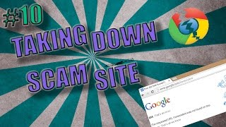 Taking down fake tech support website   scambaiting #10