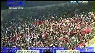 Cienciano Campeón Copa Sudamericana 2003 Toda la Campaña Cienciano del Cuzco