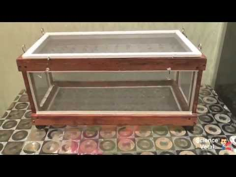 Ящик для вяления мяса своими руками 48