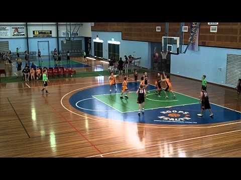 TV Jets U12 Div 1 - 18 May 2013 vs Eagles Basketball part 1 1010008