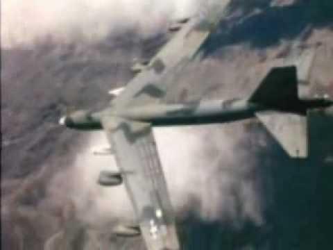 B-52 Stratofortress - Carpet  B 52 Stratofortress Carpet Bombing