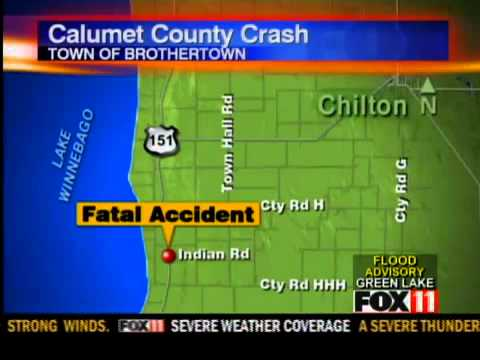 Calumet County crash