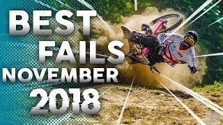 BEST FAILS NOVEMBER 2018 - FAIL OF THE WEAK - FUNNY FAIL COMPILATION ‹FAILGANG›