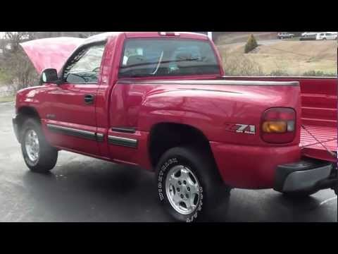FOR SALE 2002 CHEVROLET SILVERADO Z71 OFF ROAD STEP SIDE!!STK# P5962B www.lcford.com