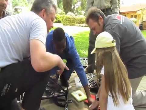 Johan Bruyneel Builds a Bike