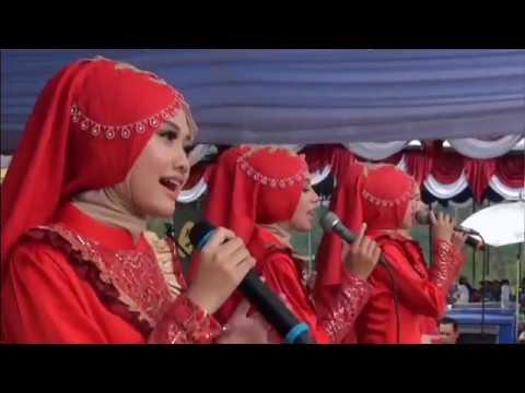 New Qasidah ezzurA Semarang - 9 Album Pilihan Live Show