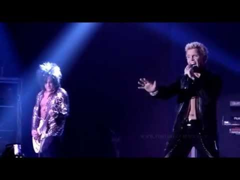 Billy Idol & Steve Stevens - Save Me Now Milano 23/11/2014 Fabrique