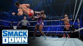The Revival vs. The New Day – SmackDown Tag Team Championship Match: SmackDown, Nov. 8, 2019