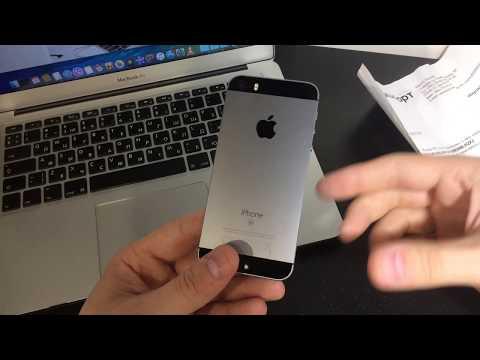 iPhone SE ХРУСТ КНОПКИ - отказ гарантии официального сервиса Apple