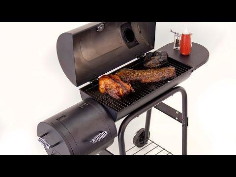 Char-Broil Offset BBQ Smoker
