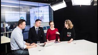 Зачем Алексей Навальный устроил дебаты с Ксенией Собчак?