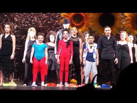 Vernissage -  20 giugno 2016 - Chaplin Academy of PerformingArts ASD