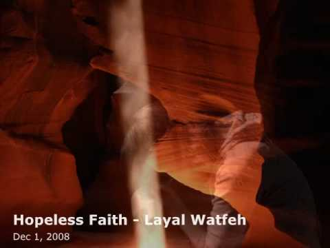 Hopeless Faith - Layal Watfeh