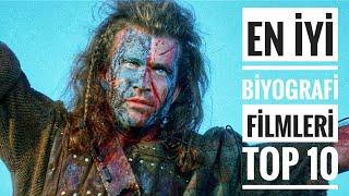 En İyi Biyografik Filmler Top 10