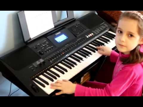 59 - Lambada  - Nauka Gry Na Keyboard - Czytaj Opis