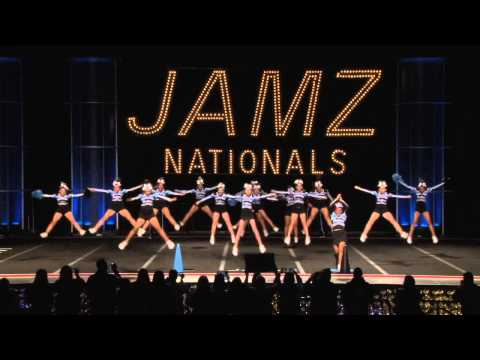 JAMZ 2013 All Star Nationals   1009 Bishop Mora Salesian High School - 08/10/2013
