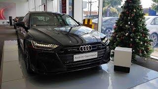 2019 Audi A7 Sportback In Depth Tour Interior and Exterior