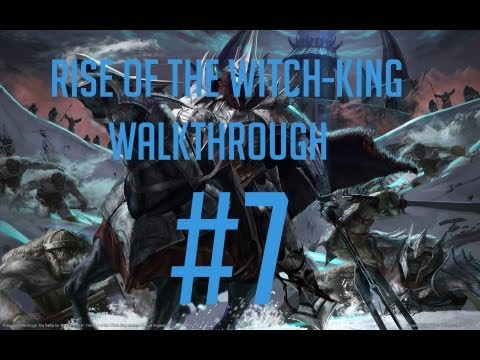 [HD] the Rise of the Witch-King campaign - mission 7