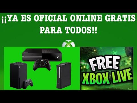 ¡¡¡Online GRATIS Yaaaaaa!!! Microsoft Lo Hace Oficial - Xbox One - Xbox Series - Xbox 360