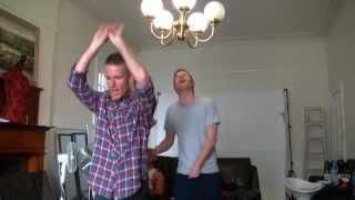 Learn the Xmas Tree Dance!