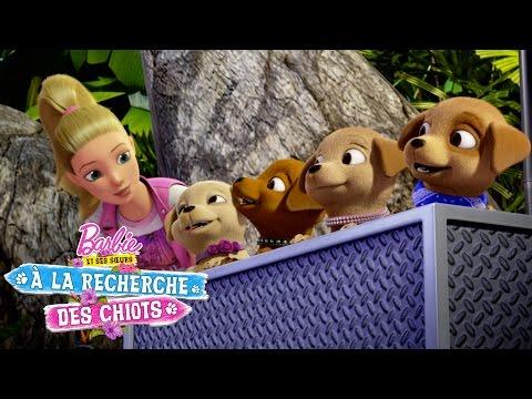 Bande-annonce Barbie et ses sœurs à la recherche des chiots | Barbie