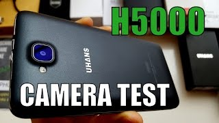 UHANS H5000 camera test/pictures/video/camera samples/front&back camera review