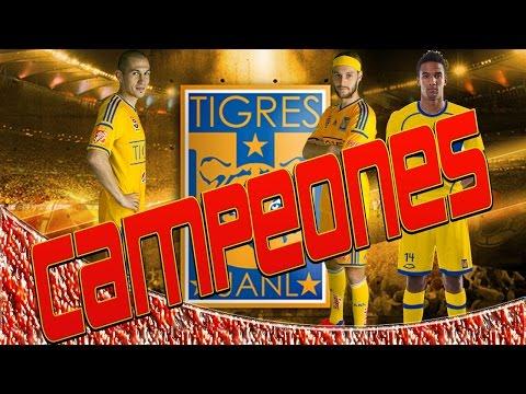 Pa4/ FIFA 15, Modo Carrera DT/ Tigres, /Parte #6/ Gran FINAL,TIGRES CAMPEONES,,