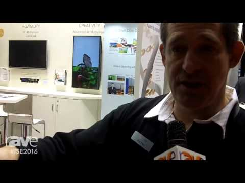 ISE 2016: TV One Tells us the Benefits of Their ONErack