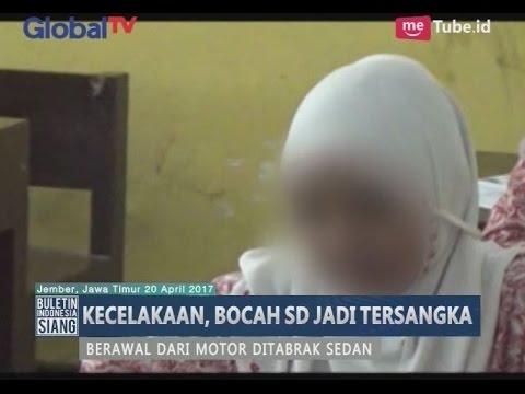 Jadi Korban Tabrakan, Bocah SD Malah Terancam Dipenjara - BIS 21/04