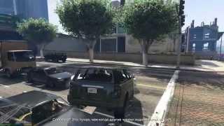 GTA 5 - Русский трейлер Игры 2015 HD
