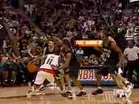 TJ Ford - Toronto Raptors Video