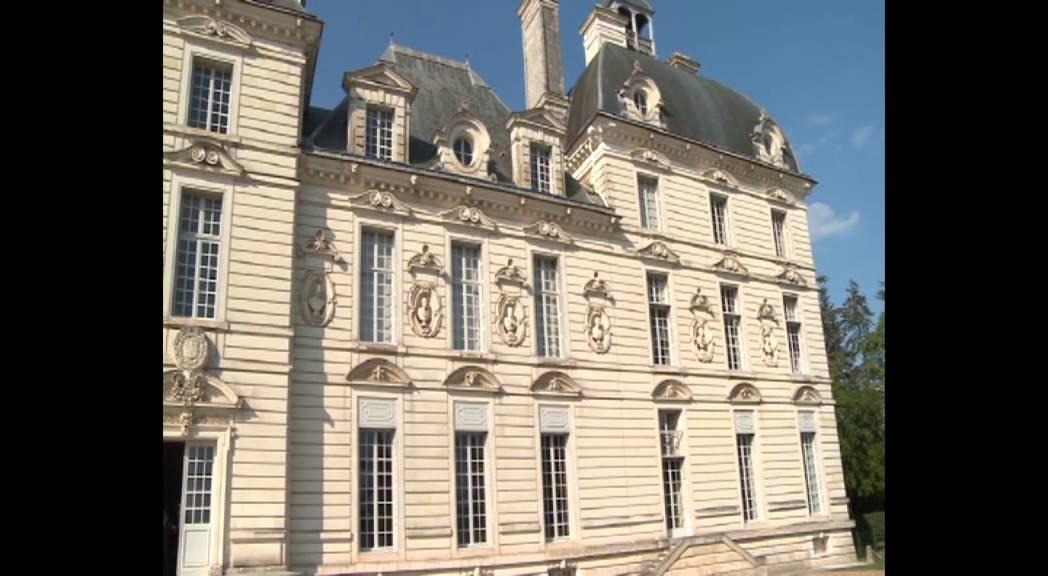 Blois le ch teau de moulinsart youtube - Le chateau de moulinsart ...