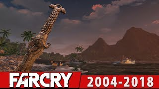 The Final Fights of each Far Cry (2004-2018)