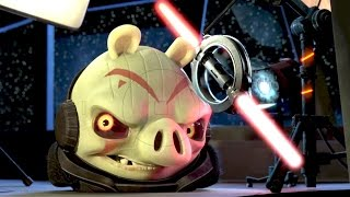 Angry Birds Star Wars 2 Rebels New Characters The Inquisitor
